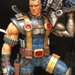 NYCC 2017: DST Marvel Premier Cable & Deadpool Statues!