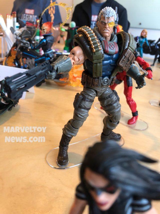 2018 Marvel Legends Cable Deadpool Series Figure