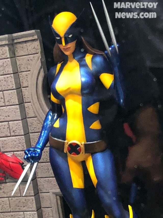 Wolverine X-23 Marvel Gallery PVC Figure Statue