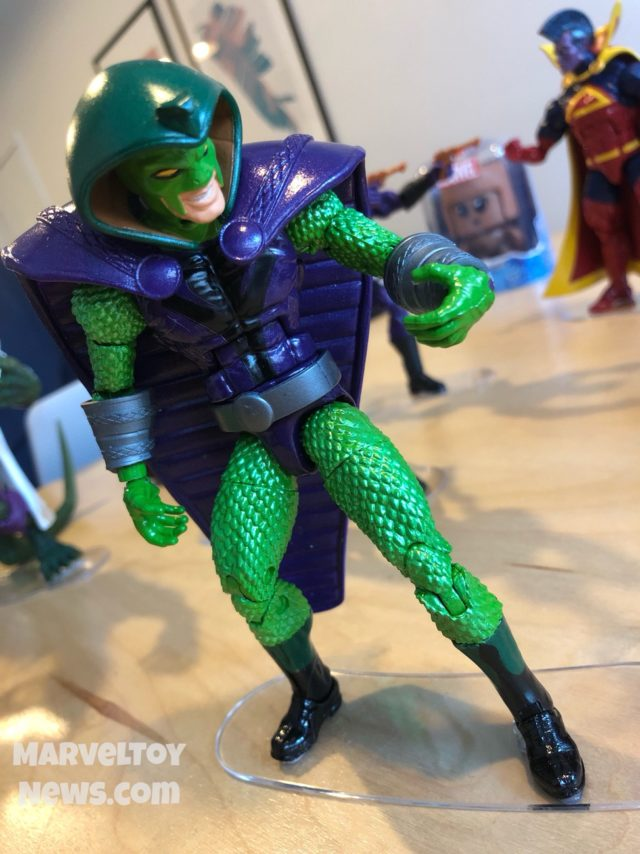 Hasbro Marvel Legends King Cobra Figure Avengers Legends 2018
