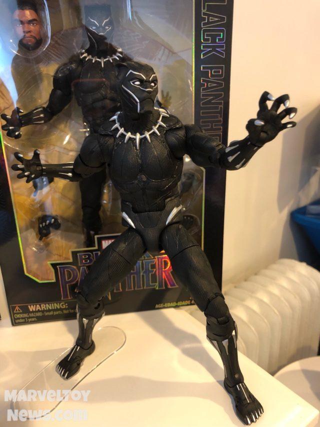 "NYCC 2017 Hasbro Marvel Legends Black Panther 12"" Figure"