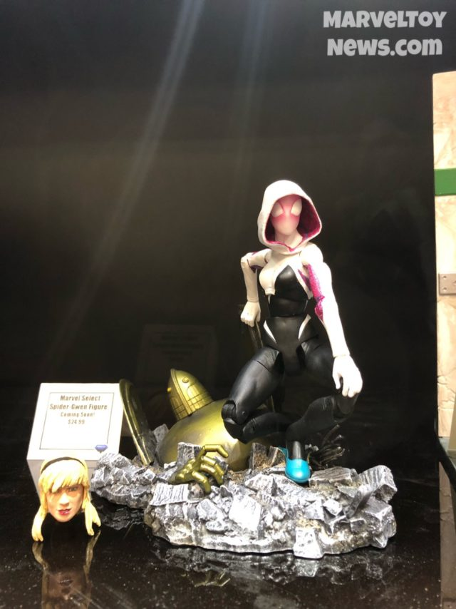 Marvel Select Spider-Gwen DST NYCC 2017