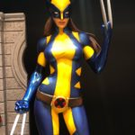 NYCC 2017: Marvel Gallery X-23 Wolverine & Black Widow Statues!