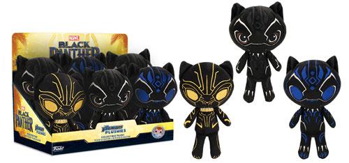 Black Panther Hero Plushies