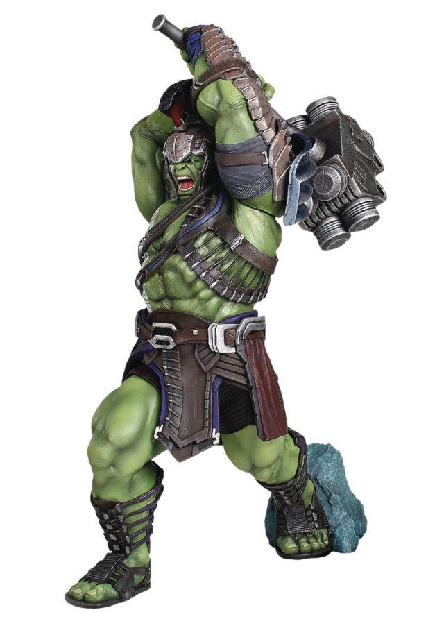 Gentle Giant Marvel Collectors Gallery Gladiator Hulk Statue
