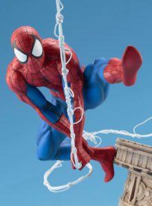 Kotobukiya Spider-Man Webslinger ARTFX Statue