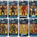 Marvel Legends Black Panther Movie Figures Up for Order! Case Ratios!