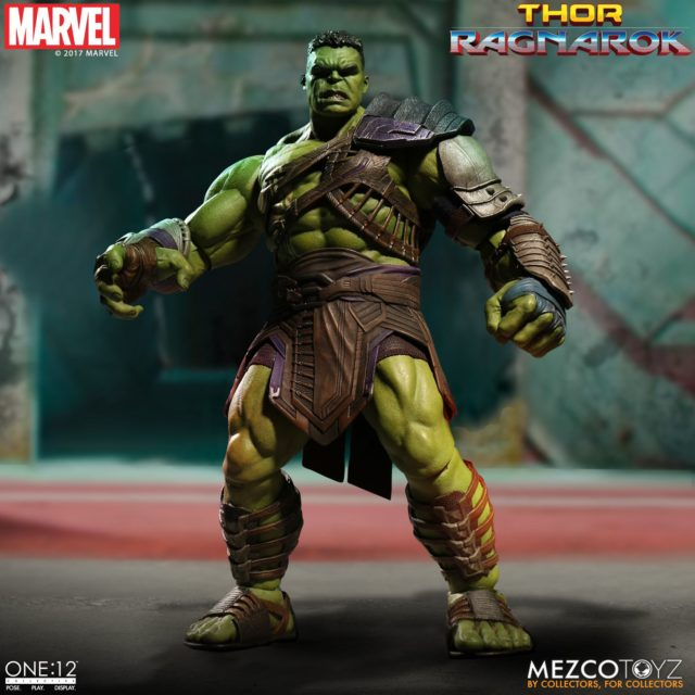 Mezco Marvel ONE 12 Collective Thor Ragnarok Hulk Figure