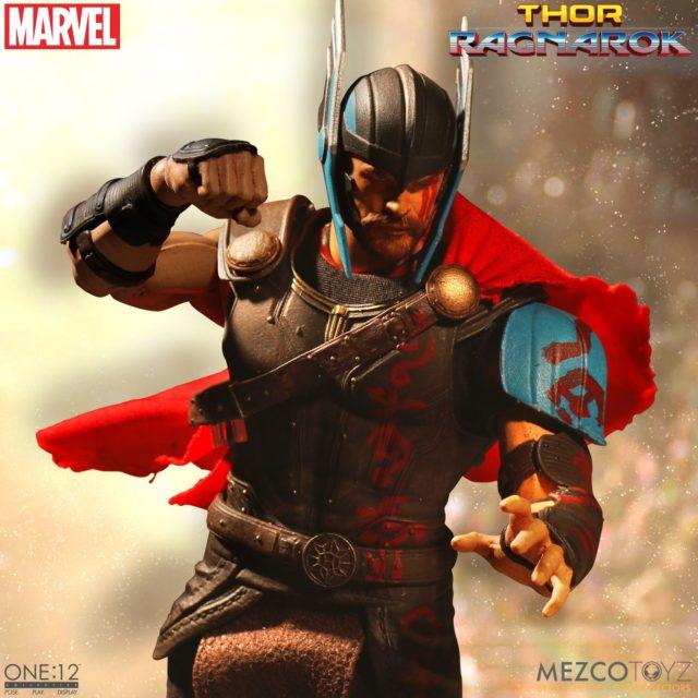 Mezco ONE 12 Collective Thor Ragnarok Gladiator Thor Figure Pre-Order