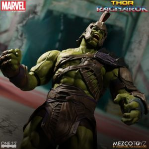 Mezco Toyz Gladiator Hulk ONE 12 Collective Thor Ragnarok Movie Figure