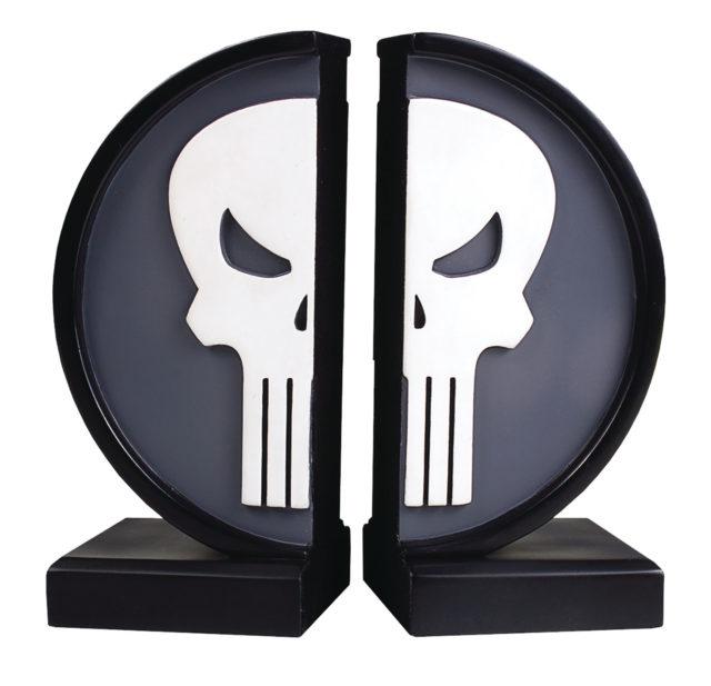 Punisher Bookends Gentle Giant Ltd June 2018