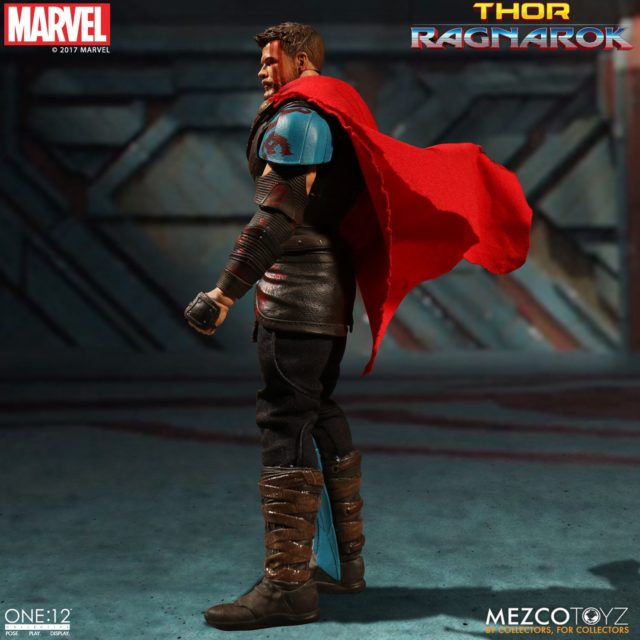 Side View of ONE 12 Collective Thor Ragnarok Gladiator Thor