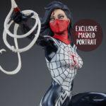 Spider-Verse Sideshow Silk Statue Exclusive Order Info!
