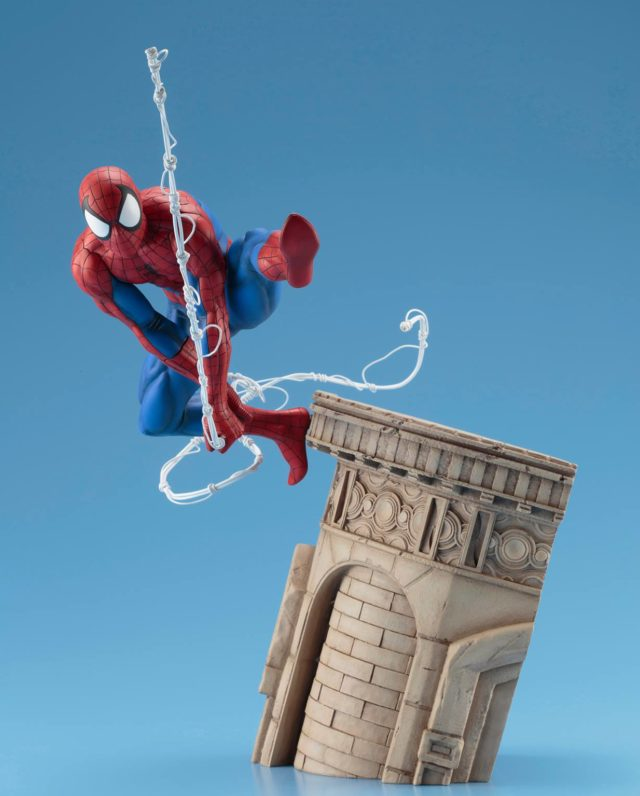 Spider-Man Webslinger Kotobukiya Statue 2018 ARTFX