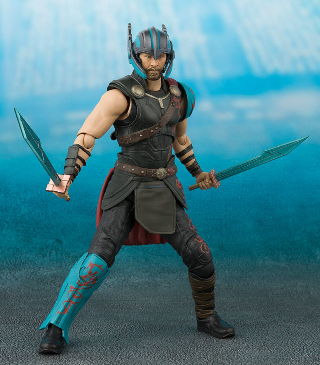 Thor Ragnarok S.H. Figuarts Gladiator Thor with Swords