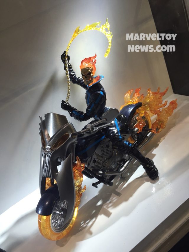 Marvel Legends Ghost Rider on Motorcycle Set 2018