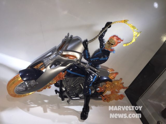 Ghost Rider Flame Cycle Marvel Legends 2018 Photo