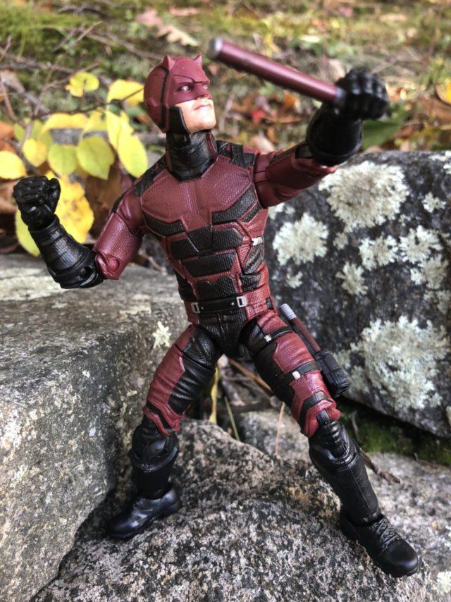 Hasbro Marvel Legends Netflix Daredevil Figure Review