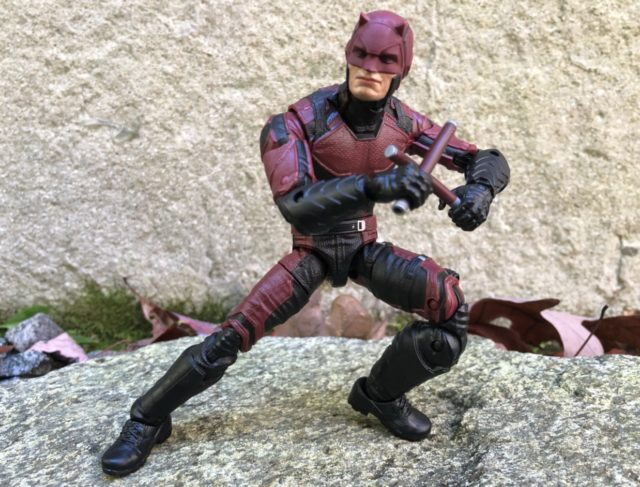 Marvel Knights Legends Daredevil Action Figure