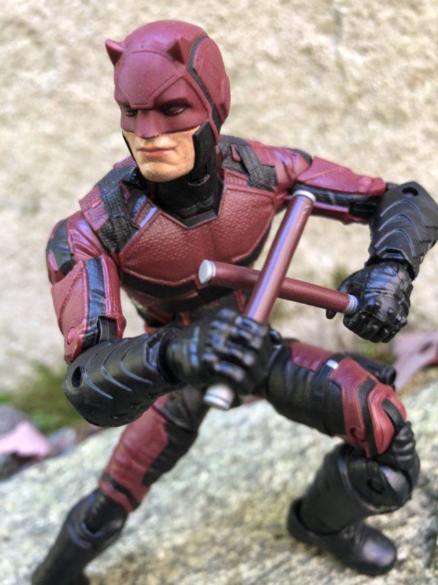 Netflix Daredevil Marvel Legends Figure Review