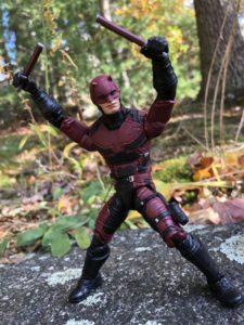 2017 Marvel Legends Daredevil Netflix Figure Review