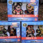 REVIEW: Pixel Pals Marvel vs. Capcom Infinite Figures!