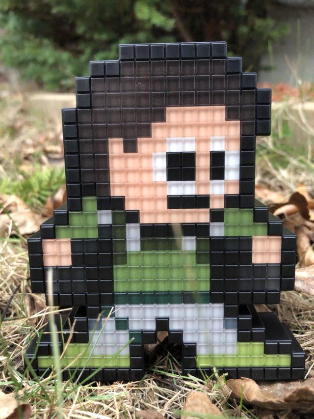 Pixel Pals Chris Redfield Resident Evil Figure Review