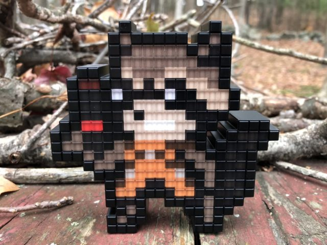 PDP Pixel Pals Rocket Raccoon GamerVerse Figure