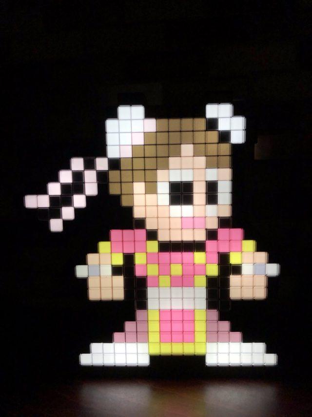 Pixel Pals Chun Li Pink Variant Marvel vs. Capcom