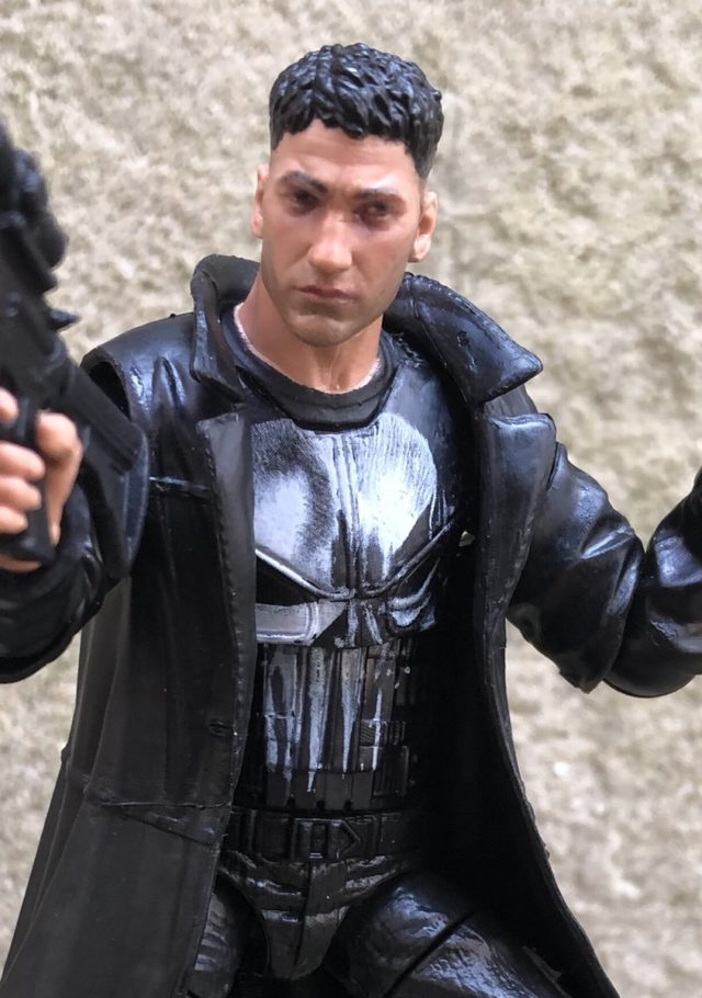 Marvel Legends Punisher Netflix Figure Jon Bernthal Head Sculpt