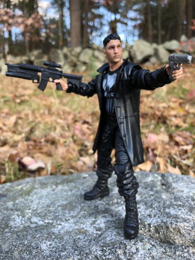 Hasbro Marvel Legends Man-Thing Series Netflix Punisher MCU Figure Review