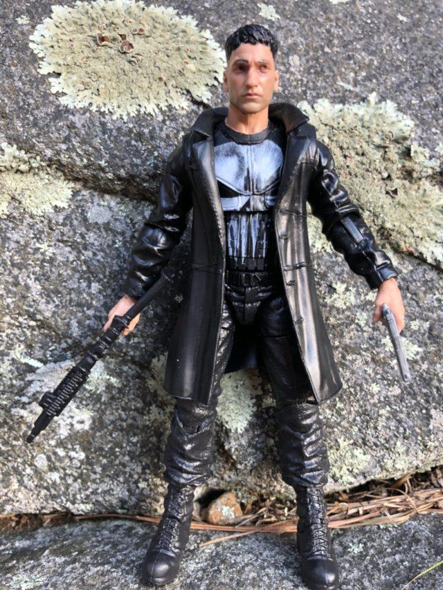 Review Netflix Punisher Marvel Legends Six Inch Figure