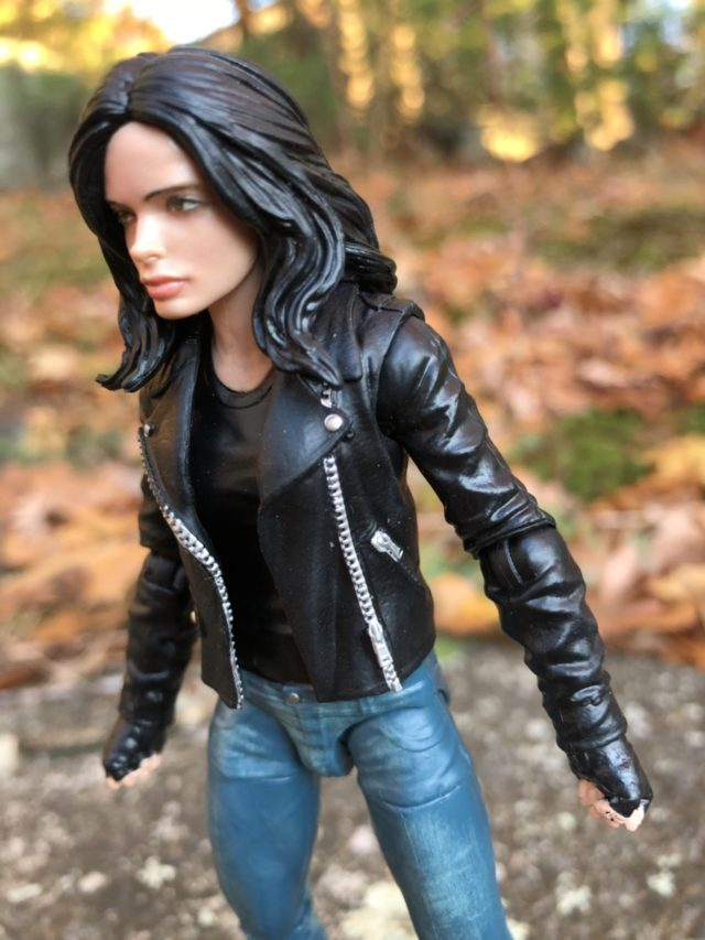 Marvel Legends Netflix Jessica Jones Krysten Ritter Likeness