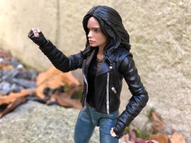 Jessica Jones Marvel Legends Elbow Articulation