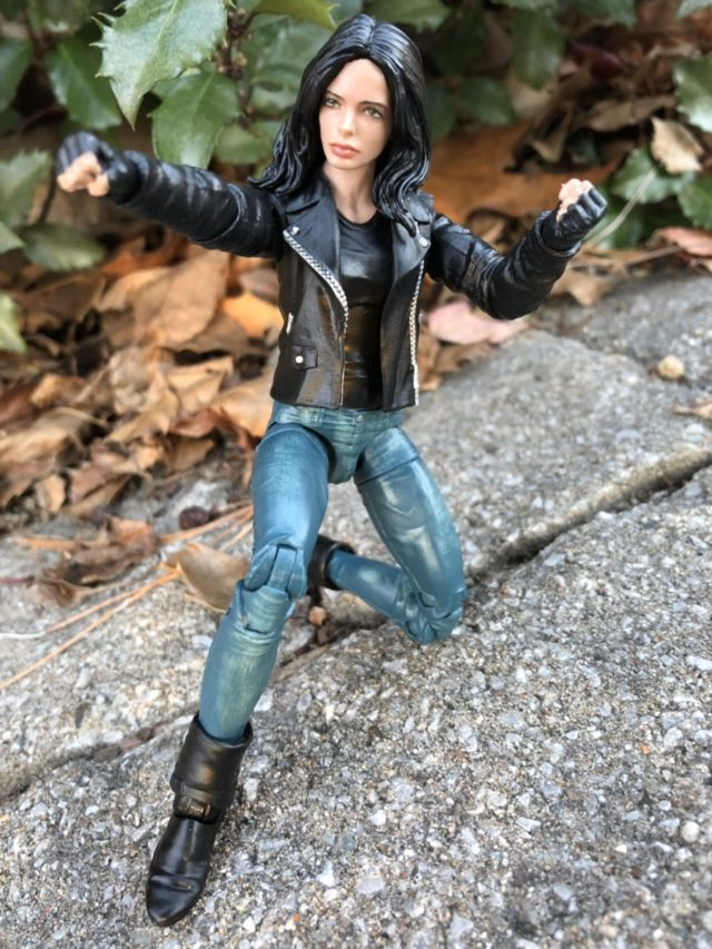 "Review Marvel Legends Jessica Jones 6"" Figure"