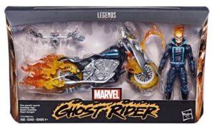 Marvel Legends Ghost Rider & Motorcycle Set Packaged