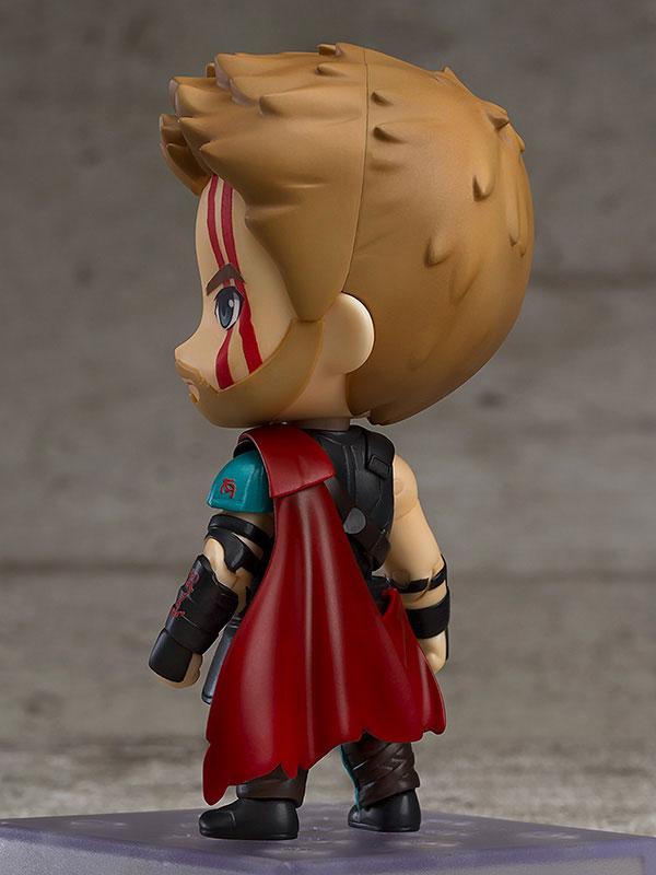 Back of Thor Ragnarok Nendoroid
