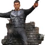Marvel Gallery Netflix Punisher Season 1 & Killmonger Statues!