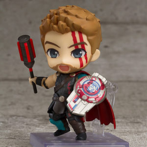 Gladiator Thor Nendoroid with Shield and Hammer