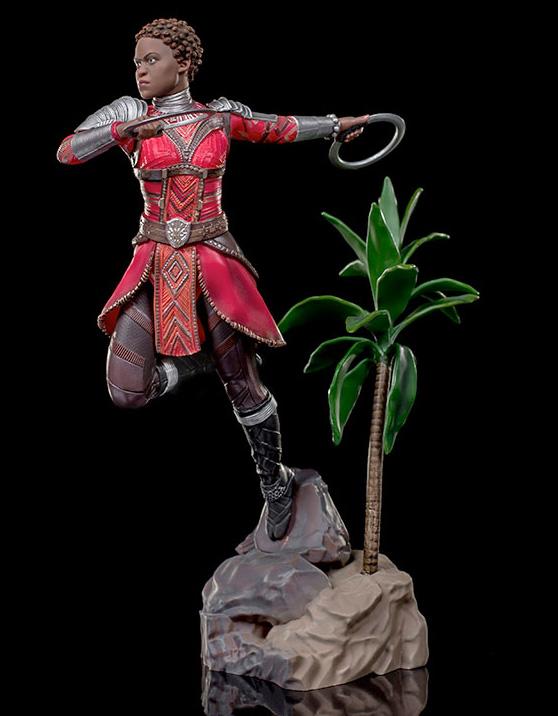 Iron Studios Nakia Statue Black Panther Movie