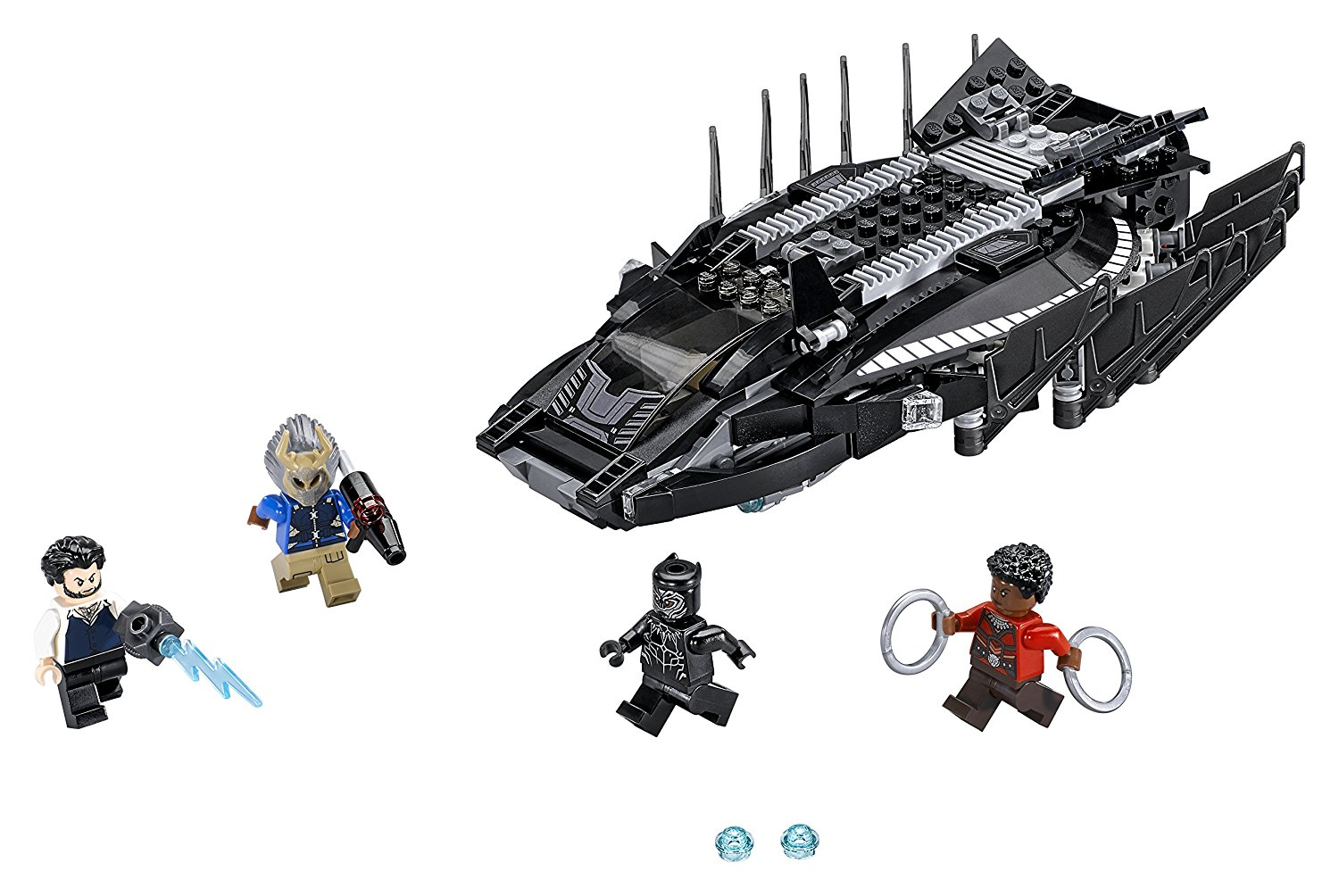 LEGO Black Panther Movie Sets Up for Order & Photos ...