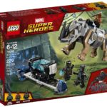 LEGO Black Panther Movie Sets Up for Order & Photos!