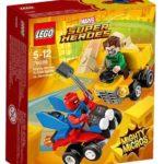 LEGO Marvel 2018 Mighty Micros Sets Revealed & Photos!
