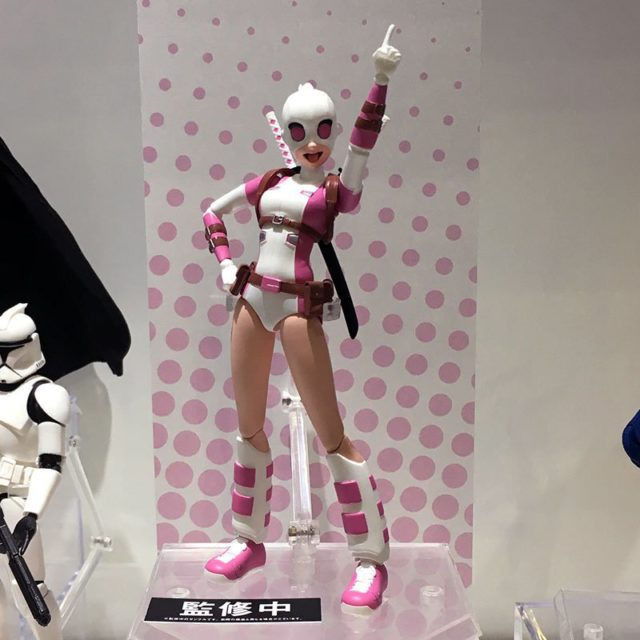 MAFEX Gwenpool Action Figure Revealed