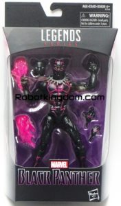 Marvel Legends 2018 Vibranium Armor Black Panther Figure Exclusive