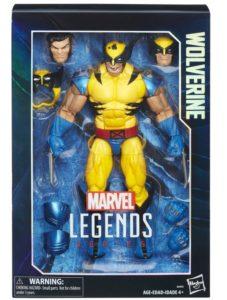 Marvel Legends 2018 Wolverine 12 Inch Figure Packaged Box