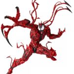 Revoltech Carnage Figure Up for Order! Official Photos!