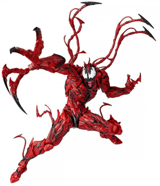 Marvel Revoltech Carnage Figure 2018