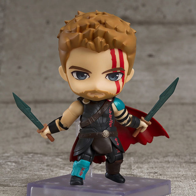 Nendoroid Thor Figure with Dual Wielding Swords