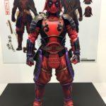 Tokyo Comic Con 2017: Samurai Deadpool & MAFEX Gwenpool!